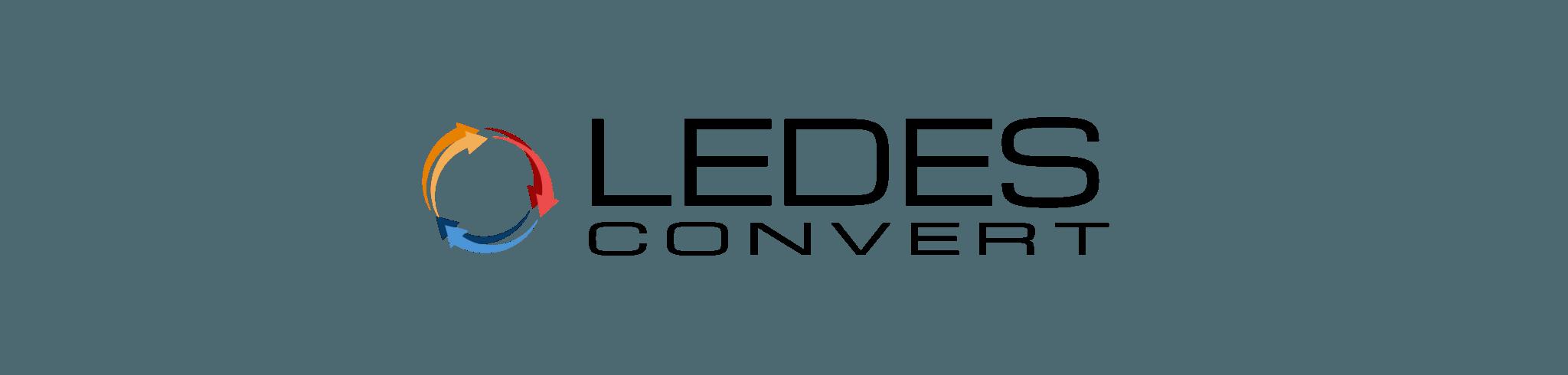Ledes File Format Converter | Convert Ledes 1998b to Ledes 2000