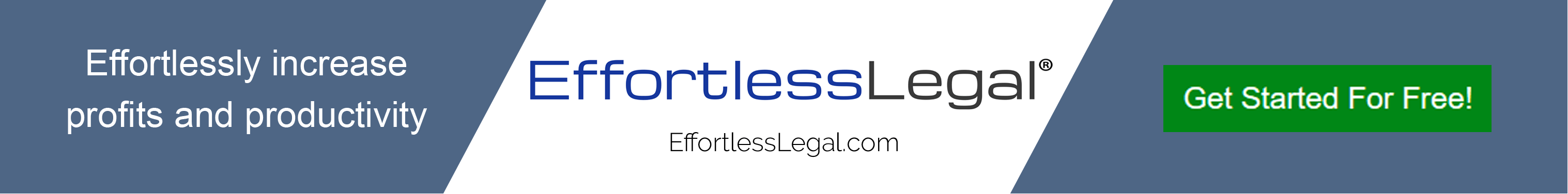 Law Firm Automation, Legal Billing Software and More - EffortlessLegal